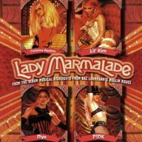 The Original Lady Marmalade Divas: Christina Aguilera, Pink, Lil Kim, Mya