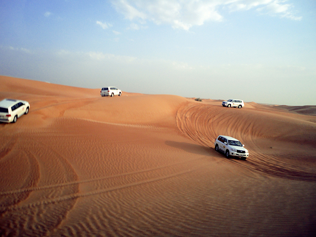 Desert Safari, Dubai, United Arab Emirates