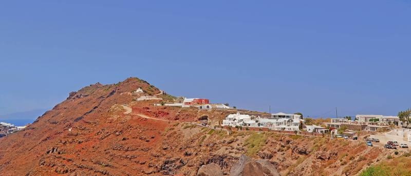 Agios Markos, Santorini, Greece
