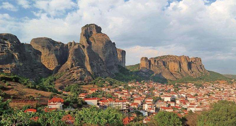 Kalabaka, Meteora, Greece