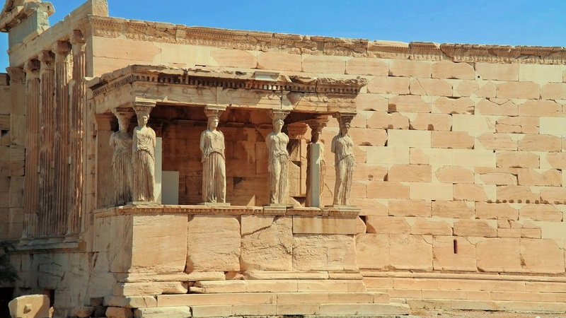 Greece Day 9: A Mini Guide to the Acropolis of Athens