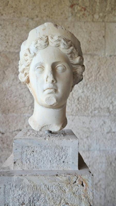 Agora Archaeological Museum, Ancient Agora, Athens, Greece