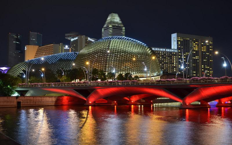 Esplanade – Theatres on the Bay