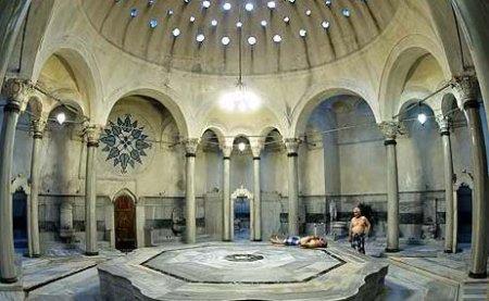 A Steamy Turkish Bath Experience