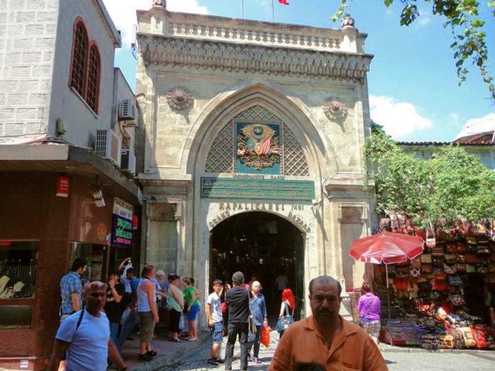 Grand Bazaar, Fatih, Istanbul, Turkey