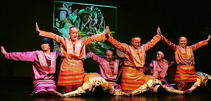 Saman Dance, Aceh, Indonesia