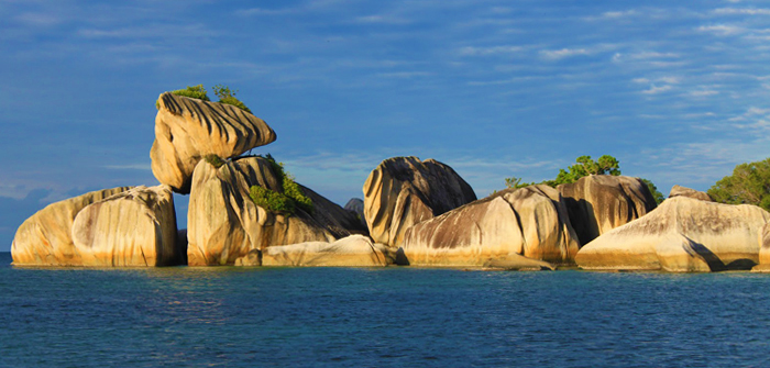Bird Island, Bangka-Belitung Islands, Indonesia