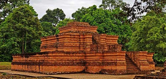 Muara Jambi Temple, Jambi, Indonesia