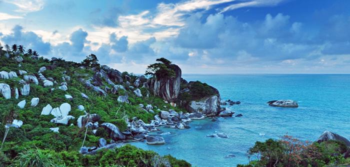 Tanjung Senubing, Riau Islands, Indonesia