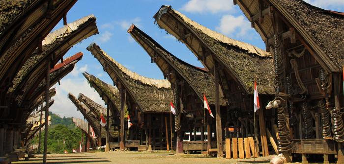 Tana Toraja, South Sulawesi, Indonesia