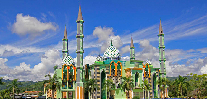 Masjid Agung Mamuju, West Sulawesi, Indonesia