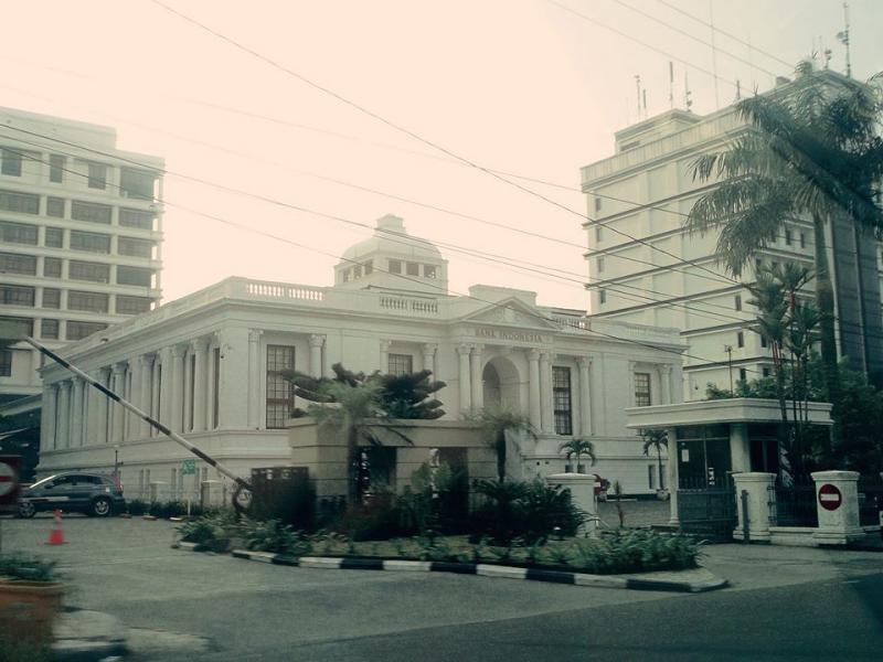 Bank Indonesia in Medan, Indonesia