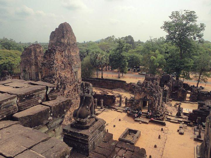 Pre Rup, Siem Reap, Cambodia