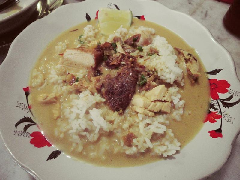 Medan Food Guide: Soto Kesawan