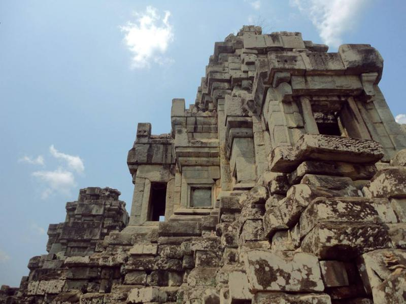 Ta Keo, Siem Reap, Cambodia