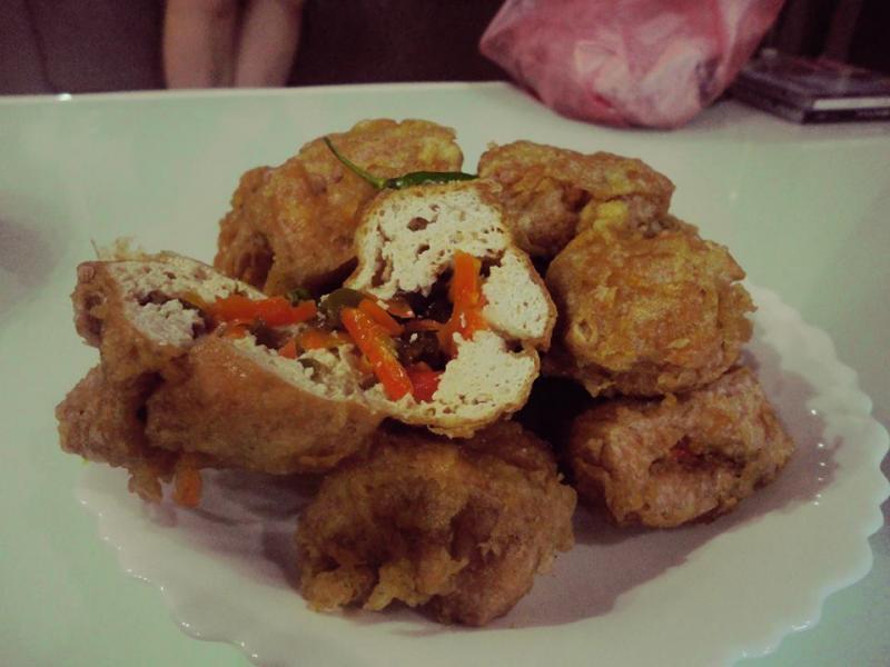 Medan Food Guide: Tahu Sumedang