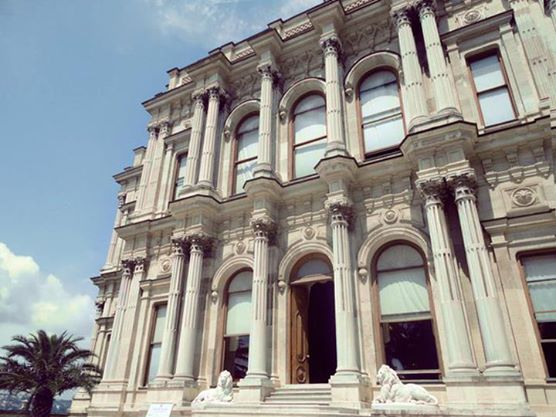 Beylerbeyi Palace, Istanbul, Turkey