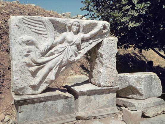 Nike, Ephesus, Selcuk, Turkey