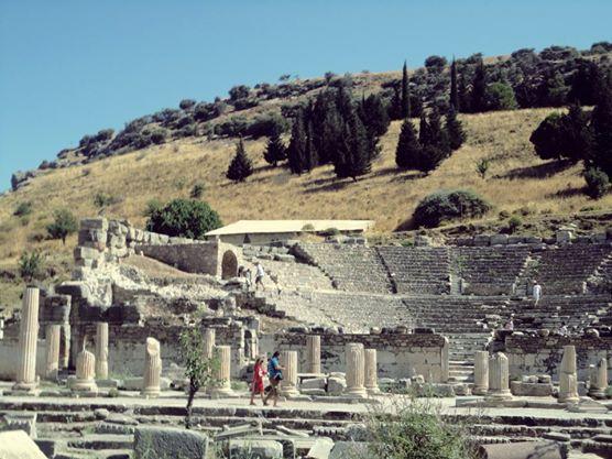 Odeon, Ephesus, Selcuk, Turkey