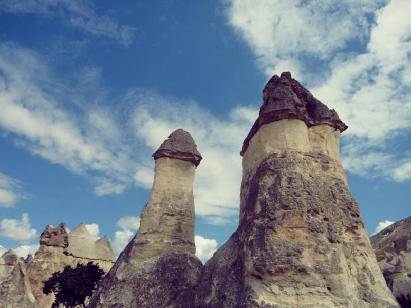 The Surreal Landscape & Fairy Chimneys of Cappadocia