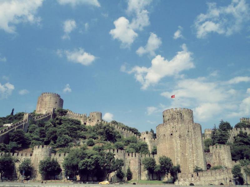 Rumelihisari Castle, Istanbul, Turkey
