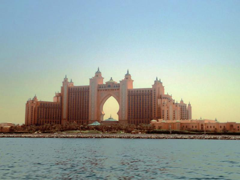 Atlantis the Palm, Palm Jumeirah, Dubai, United Arab Emirates