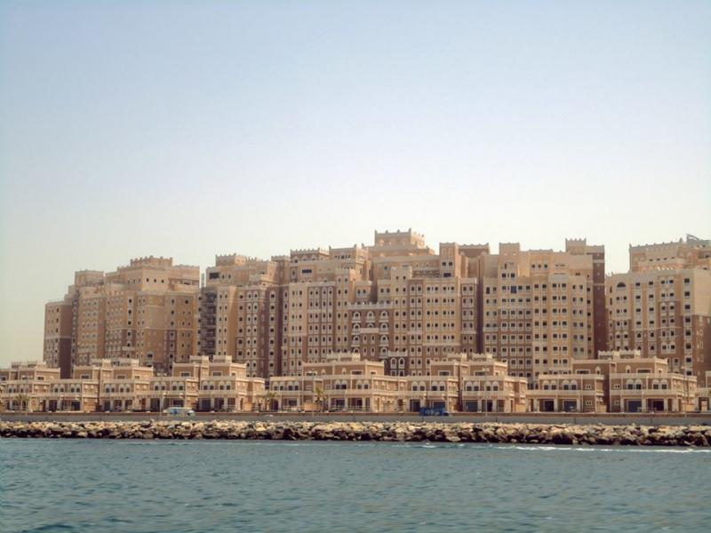 Kingdom of Sheba and Balqis Residence, Palm Jumeirah, Dubai, United Arab Emirates
