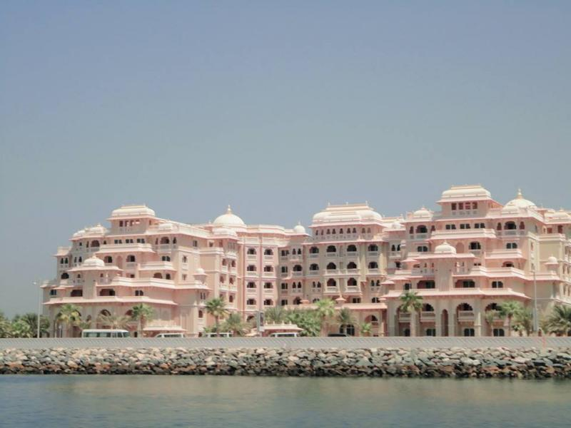 Taj Exotica Resort & Spa and the Grandeur Residences, Palm Jumeirah, Dubai, United Arab Emirates