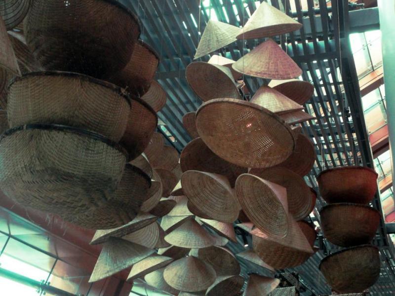 Vietnam's Novelties at the Maritime Experiential Museum Sentosa