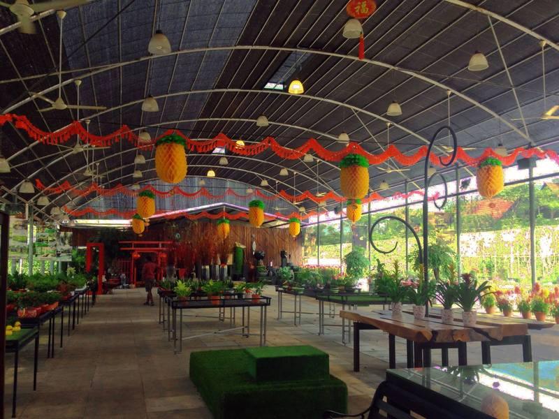 GardenAsia, Kranji Countryside, Singapore