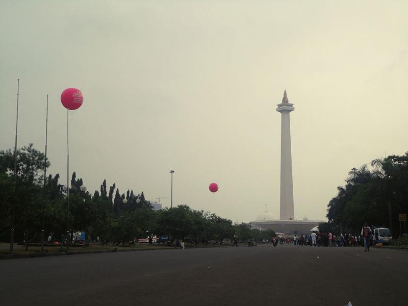 Monas, Jakarta, Indonesia