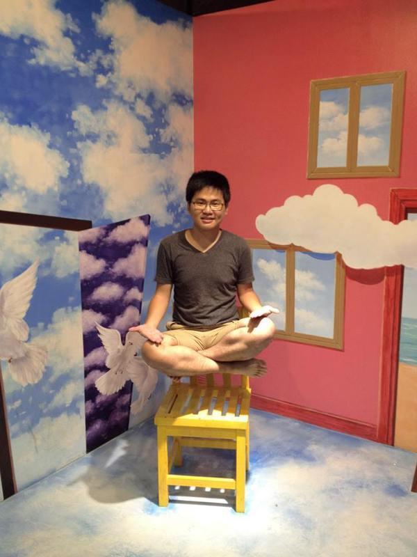 Trick Eye Museum, Resorts World Sentosa, Singapore