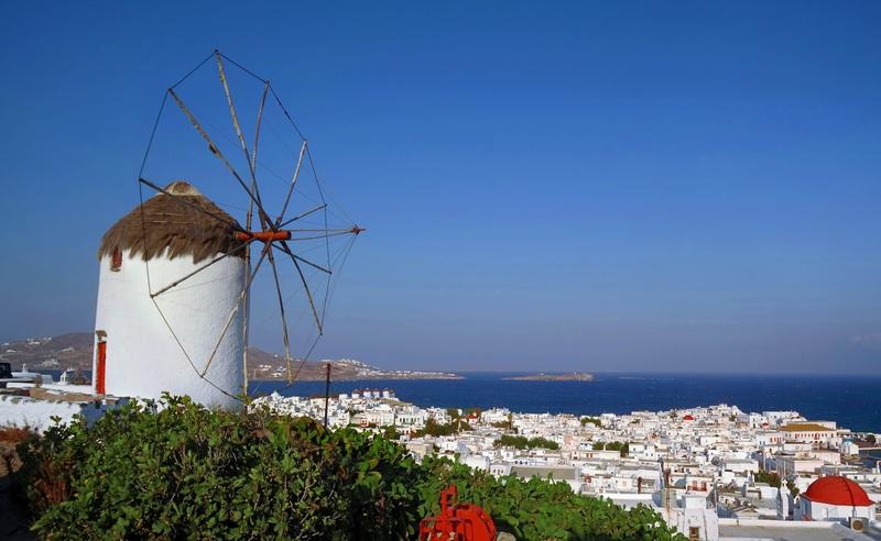 Boni's Mill, Mykonos, Greece