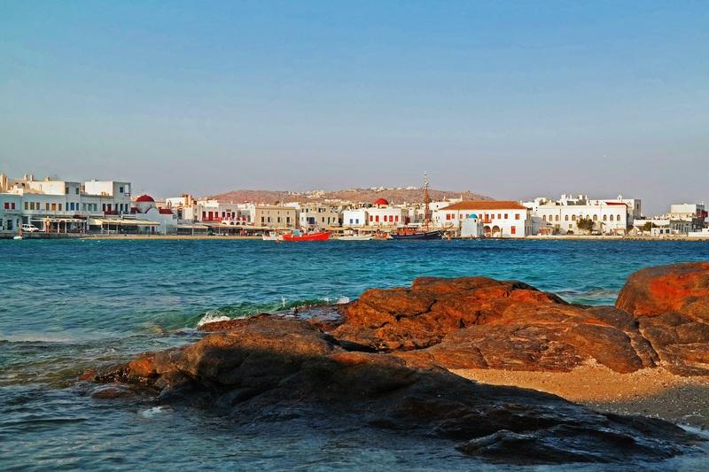Old Port, Mykonos, Greece