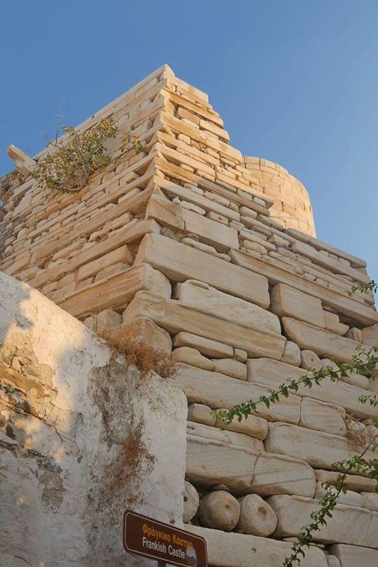 Frankish Castle, Parikia, Paros, Greece
