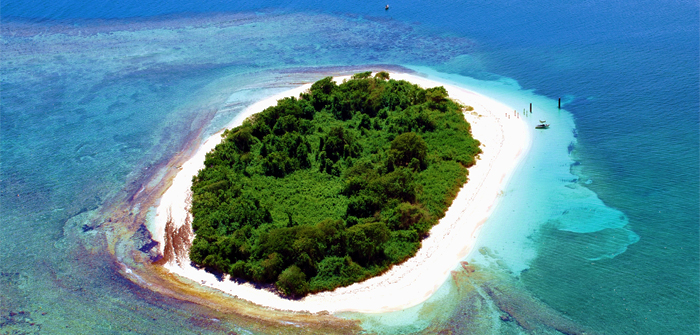 Ile A Rats Beach, Haiti