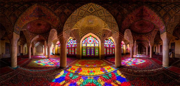 Nasir Al-Mulk, Iran