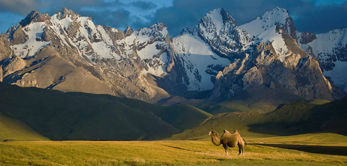 Tian Shan, Kyrgyzstan