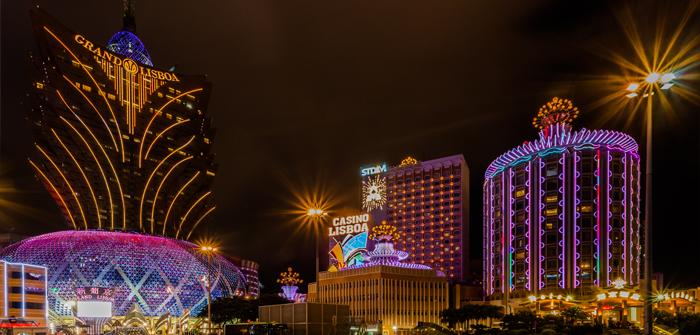 Casinos, Macao