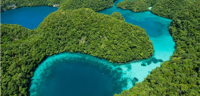 Blue Hole, Micronesia