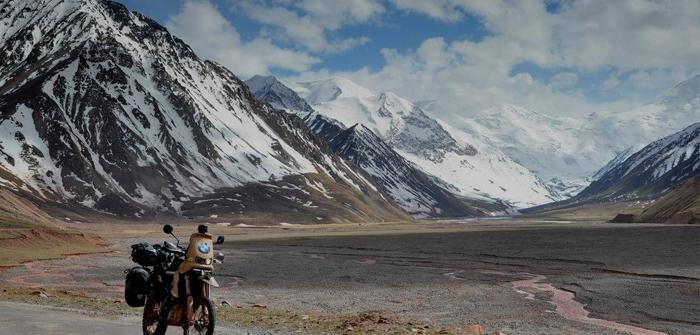 Sibirsky Extreme, Tajikistan