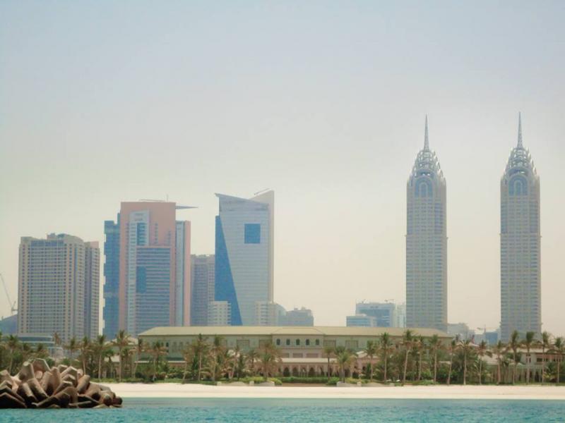 Al Kazim Towers, Dubai, United Arab Emirates