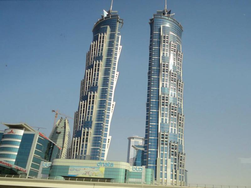 JW Marriott Marquis Dubai, Dubai, United Arab Emirates