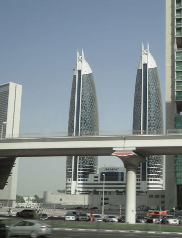 Park Towers at DIFC, Dubai, United Arab Emirates