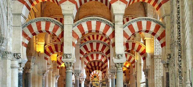 Mezquita of Cordoba, Spain