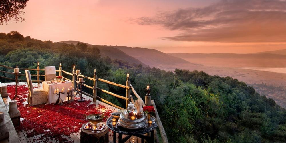 &Beyond Crater Lodge, Ngorongoro, Tanzania