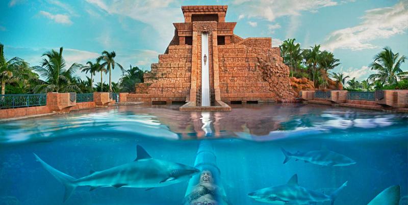 Atlantis Aquaventure Water Park, Dubai, United Arab Emirates