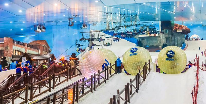 Ski Dubai, Dubai, United Arab Emirates