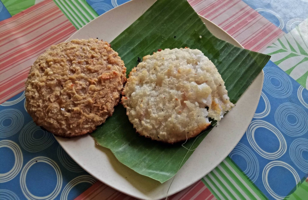 Padang and Bukittinggi Food Guide: Bika Talago