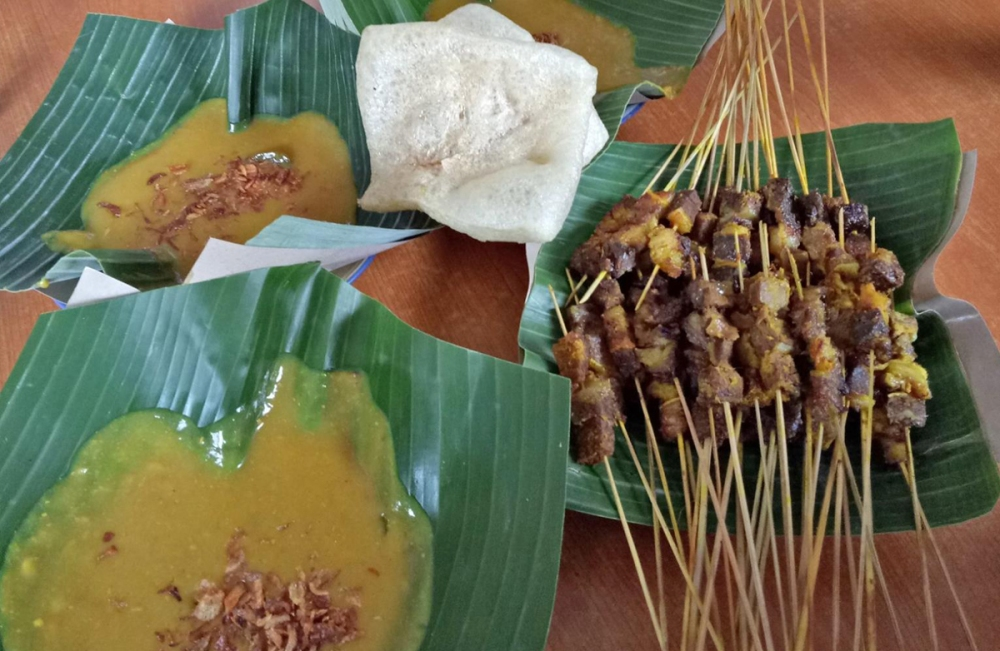 Padang and Bukittinggi Food Guide: Sate Padang